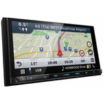 Kenwood DNX9190DABS écran tactile 6,8 WIFI DVD GPS Carplay/Android , Bluetooth et DAB+