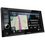 Autoradio & GPS Kenwood DNR4190DABS | Apple Carplay iPhone via USB & Bluetooth