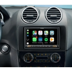 Alpine Style pour Mercedes ML - GPS, Apple Carplay et Android Auto - INE-W710ML