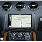 X803D-TT Audi TT : Alpine Style écran tactile, Navigation GPS, Apple Carplay et Android Auto