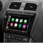 X802D-P6C GPS Alpine Style pour Volkswagen Polo 5 - écran tactile, GPS, Apple Carplay et Android Auto
