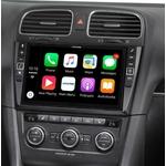 Alpine Style pour Volkswagen Golf 6 - GPS, Apple Carplay et Android Auto - i902D-G6 ou X902D-G6 au choix