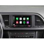 Alpine Style iLX-702DLEON ou INE-W710LEON pour Seat Leon et Ateca de 2012 à 2019 - Apple Carplay, GPS Waze