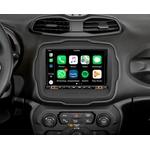 Alpine Style pour Jeep Renegade - Waze, Apple Carplay - iLX-702D, INE-W720D avec KIT-7RNG ou X803D-U avec KIT-8RNG au choix