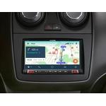 Alpine Style pour Alfa Romeo Mito - Waze, Apple Carplay et Android Auto - iLX-702D, INE-W720D avec KIT-7AR-MITO