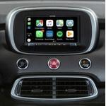 Alpine Style pour Fiat 500X - Waze, Apple Carplay et Android Auto - iLX-702D, INE-W720D avec KIT-7FI-500X