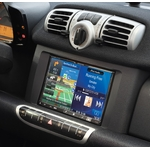 Autoradio GPS Alpine Style X803D-U avec KIT-8SMT - Smart Fortwo 451 - Apple Carplay et Android Auto