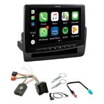 Autoradio GPS Alpine iLX-F903D - Carplay et Androd Auto - Audi A1 depuis 09/2010