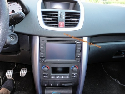 montage peugeot 207 autoradios gps. Black Bedroom Furniture Sets. Home Design Ideas