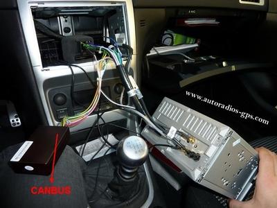 Montage 307 Cc Autoradios Gps