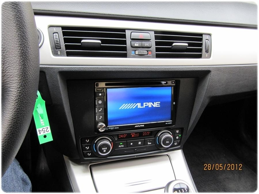 alpine ine w920r autoradio gps bmw s rie 3 e90 e91 e92 autoradios. Black Bedroom Furniture Sets. Home Design Ideas