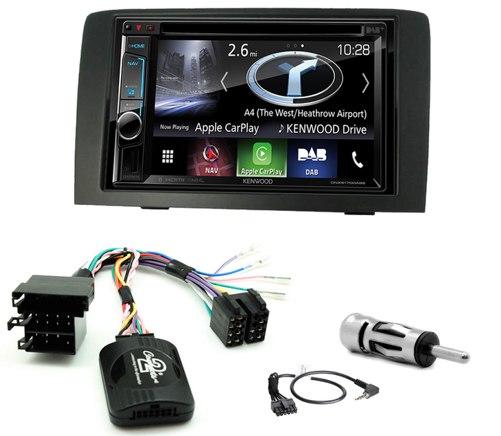 autoradio gps navigation fiat idea cran tactile apple. Black Bedroom Furniture Sets. Home Design Ideas