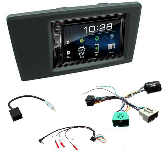 poste radio avec cd usb bluetooth cran tactile volvo v70 et s60. Black Bedroom Furniture Sets. Home Design Ideas