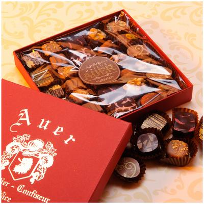 Boîte Blason Chocolats