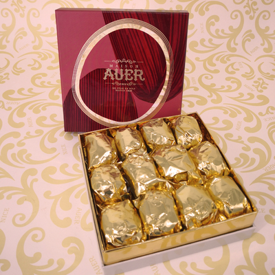 Coffret Marrons Glacés