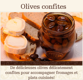 olivesConfites