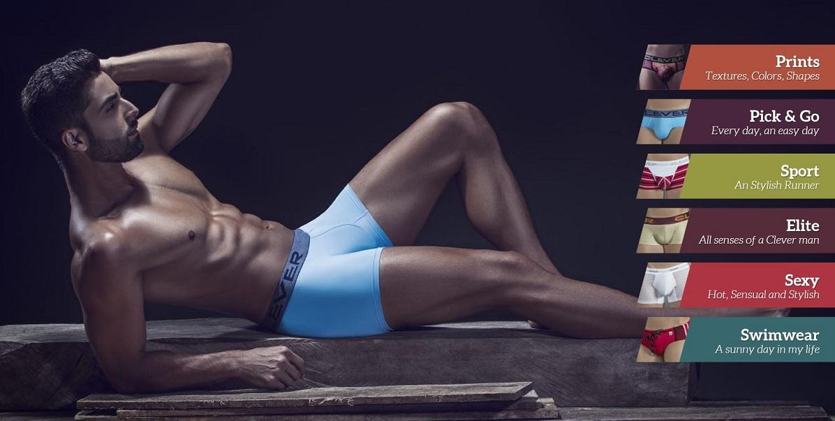 CLEVER - Masculine Underwear