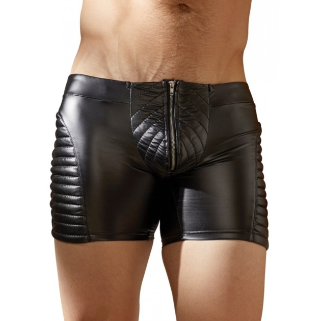 2200115000-short-noir-mat-matelasse-avec-zip-1