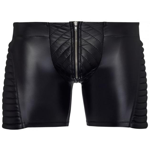 2200115000-short-noir-mat-matelasse-avec-zip-2