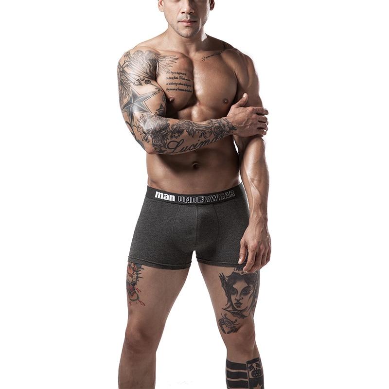 Boxer-hommes-sous-v-tements-hommes-coton-cale-ons-hommes-purs-culottes-shorts-sous-v-tements