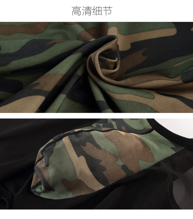 Combinaison-de-lutte-siamois-pour-hommes-sous-v-tements-en-maille-respirante-Camouflage-transparent