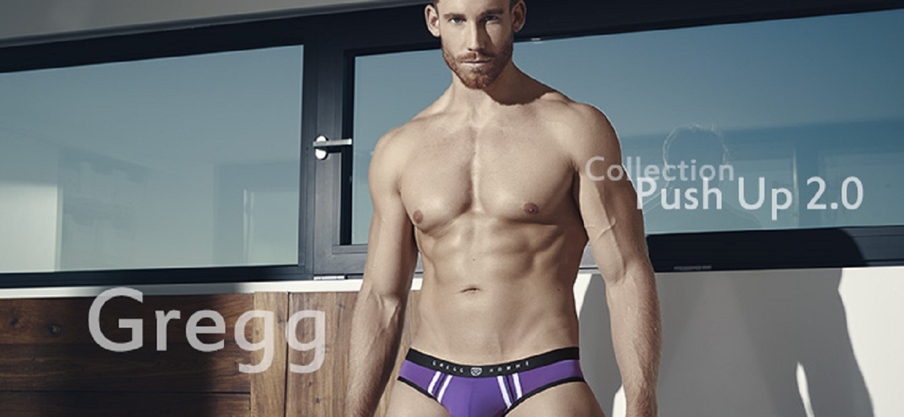 Gregg Homme - Collection Push-Up 2.0