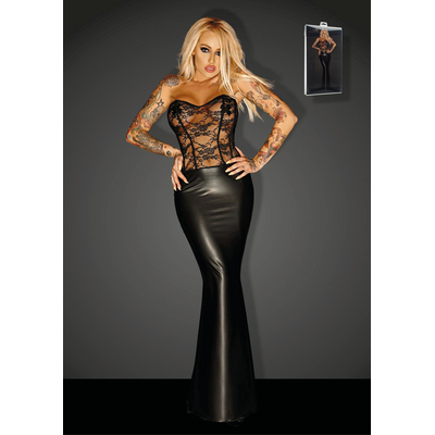Robe Longue Powerwetlook Goddess F140