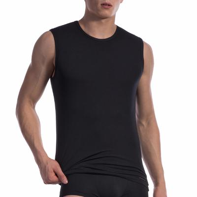 T-shirt sans manches RED1601 noir Olaf Benz