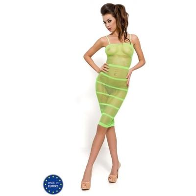 Robe Verte Fluo BS033