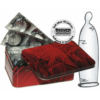 Boite de 50 préservatifs
