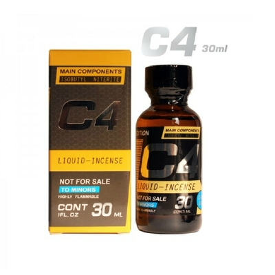 Poppers C4 Isobutyl 30 ml