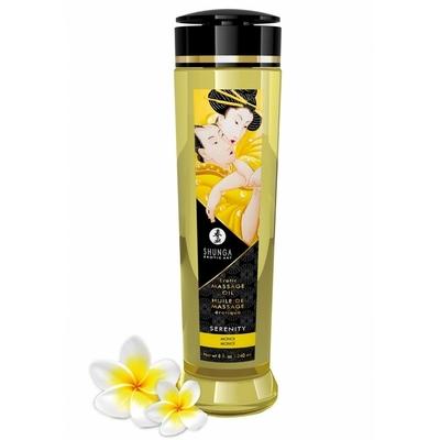 Huile de Massage Serenity Saveur Monoï - 240 ml