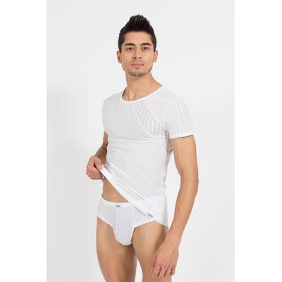 T-Shirt Trouble blanc Lookme
