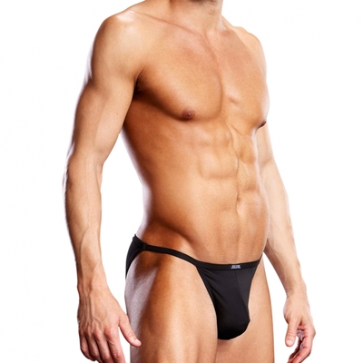 Slip bikini Performance Microfiber noir