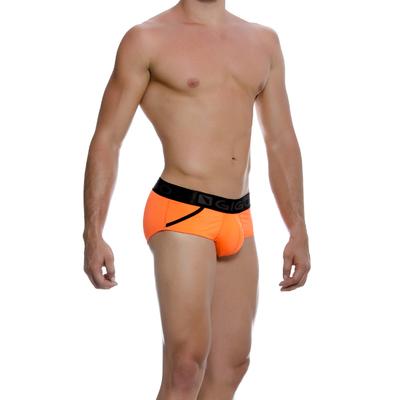 Slip Pocket orange de Gigo