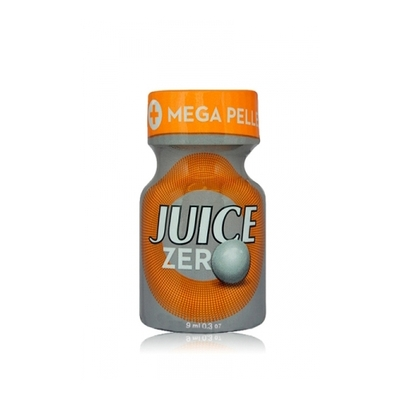 Juice Zero Poppers 9 ml Propyl et Pentyl