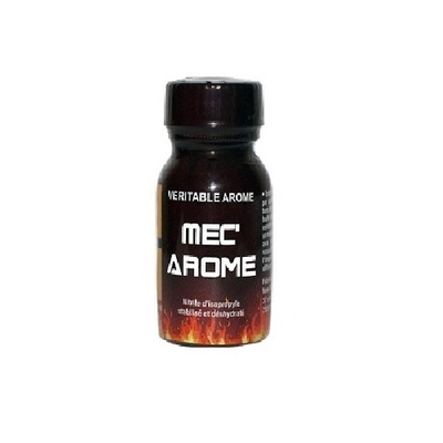 Poppers Mec Arome Nitrite d'Isopropyle - 13 ml
