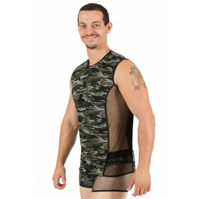 T-Shirt Military Lookme