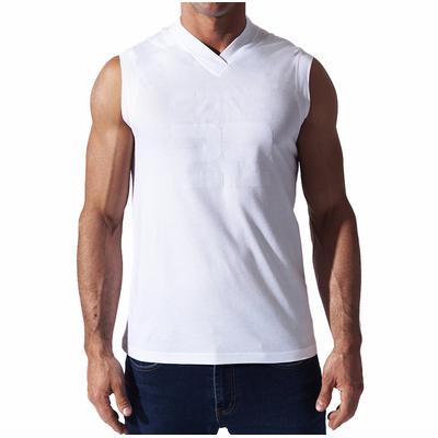 Débardeur Sleeves blanc CODE 22