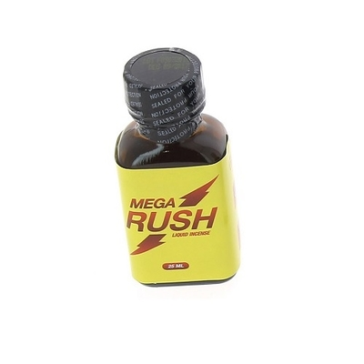 Poppers Mega Rush Pentyle 25 ml