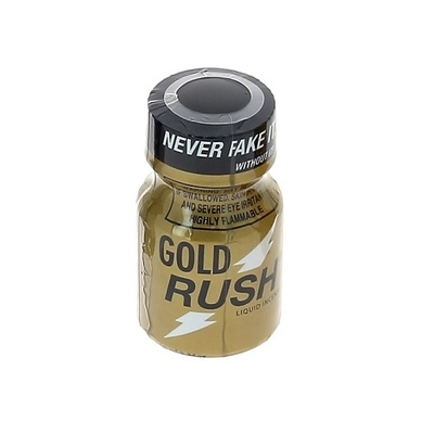Poppers Gold Rush Pentyl 9 ml