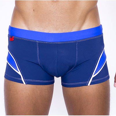 Shorty de bain Mayflower bleu marine de BWET