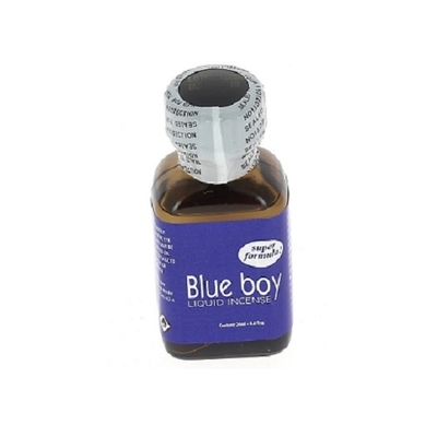 Poppers Blue Boy - 24 ml