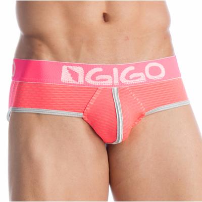 Slip Grafic rose de Gigo