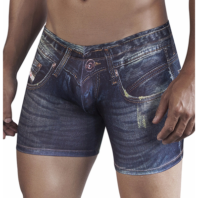 Boxer Jean Denim Clever