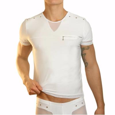 T-Shirt Open Spirit blanc Lookme