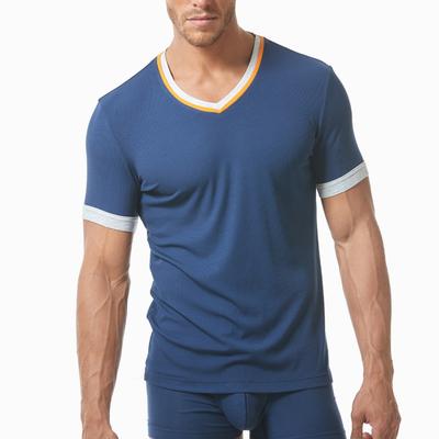 Tee-shirt Sense bleu marine Gregg Homme