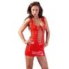 3500449000-robe-en-vinyle-rouge-avec-lacage-1