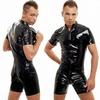 Body-Teddy-en-cuir-PVC-pour-hommes-combinaison-de-bonne-qualit-entrejambe-ouvert-devant-S-3XL