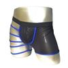 Dr-le-de-sous-v-tements-en-soie-glac-e-pour-hommes-demi-jambe-Bandage-boxer